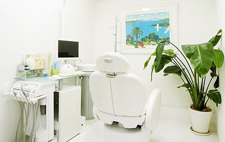初診室の写真