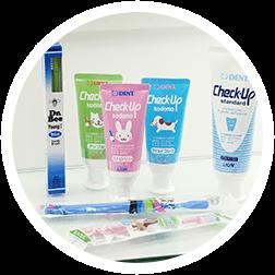 歯ブラシと歯磨きの写真