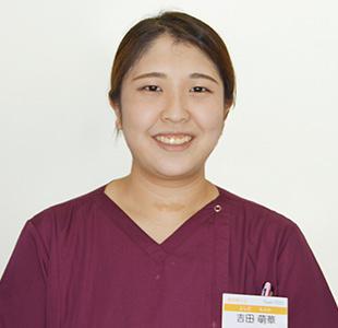 歯科助手 仲本 由香(なかもとゆか)の写真